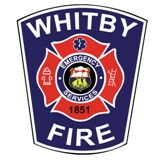 Whitby Fire logo