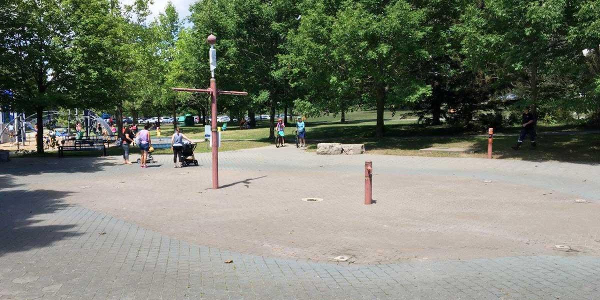Kiwanis Heydenshore Park
