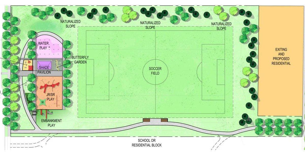 Micklefield Park Design