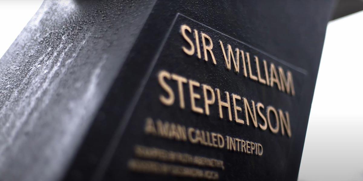 Sir William Stephenson